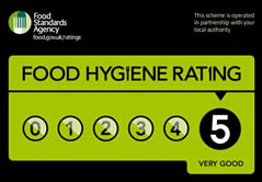 Lodge Farm Hog Roasts Food Hygiene Rating
